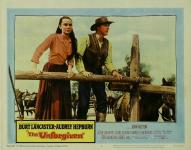 Western Movies - Le Vent de la plaine (The Unforgiven) 1959 - Documents et Affiches
