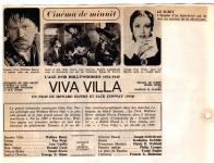 Western Movies - Viva Villa! (Viva Villa!) 1934 - Documents et Affiches