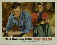 Western Movies - Collines brûlantes (The Burning Hills) 1956 - Documents et Affiches