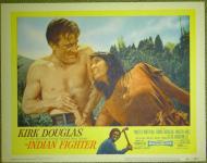 Western Movies - La Rivière de nos amours / L'or des Sioux (The Indian Fighter) 1956 - Documents et Affiches