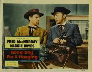 Western Movies - Good Day For A Hanging 1959 - Documents et Affiches
