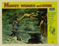 Western Movies - L'Héritage de la colère (Money, women and guns) 1958 - Documents et Affiches
