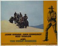 Western Movies - Les Voleurs de Train (The Train Robbers) 1973 - Documents et Affiches