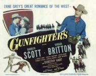 Western Movies - La Vallée maudite (Gunfighters) 1947 - Documents et Affiches