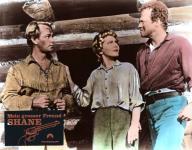 Western Movies - L'Homme des vallées perdues (Shane) 1952 - Documents et Affiches