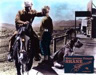 Western Movies - L'homme des vallées perdues (Shane) 1953 - Documents et Affiches