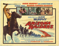 Western Movies - Représailles en Arizona (Arizona Raiders) 1965 - Documents et Affiches