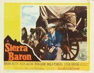 Western Movies - Les Conquérants de la sierra / Sierra Baron (Sierra Baron) 1958 - Documents et Affiches