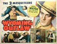 Western Movies - Le Bandit du Wyoming (Wyoming outlaw) 1939 - Documents et Affiches