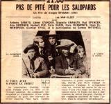 Western Movies - Pas de pitié pour les salopards (Al di la della legge) 1968 - Documents et Affiches