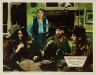 Western Movies - L'Aigle des frontières (Frontier Marshal) 1939 - Documents et Affiches