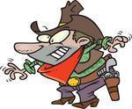 Western Movies - Pour une poignée de dollars (Per un pugno di dollari / Für eine handvoll dollar / Por un puñado de dólares) 1964 - Documents et Affiches
