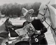 Western Movies - Poigne de fer (Aces and Eights) 1936 - Documents et Affiches
