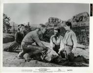 Western Movies - La Dernière Caravane (The Last Wagon) 1956 - Documents et Affiches