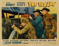 Western Movies - La ruée sauvage (The Texans) 1938 - Documents et Affiches