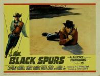 Western Movies - Les Éperons noirs (Black spurs) 1964 - Documents et Affiches