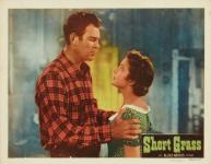 CineFaniac - L'Homme de Santa Fe (Short grass) 1950 - Documents et Affiches