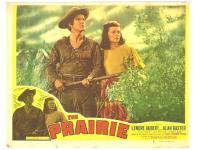 Western Movies - Les Pionniers de la Louisiane (The Prairie) 1947 - Documents et Affiches