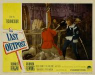 Western Movies - Le Dernier Bastion (The Last Outpost / Cavalry Charge) 1951 - Documents et Affiches