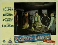 Western Movies - La chevauchée de l'honneur (Streets of Laredo) 1949 - Documents et Affiches
