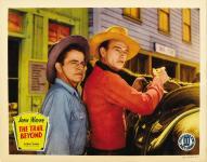 Western Movies - L'Héritage du chercheur d'or / La Mine d'or perdue / Les Chasseurs d'or (The Trail beyond) 1934 - Documents et Affiches