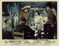 Western Movies - Le Jardin du diable (Garden of evil) 1954 - Documents et Affiches