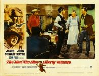 Western Movies - L'homme qui tua Liberty Valance (The Man who shot Liberty Valance) 1962 - Documents et Affiches