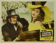 Western Movies - Le Bagarreur du Kentucky (The Fighting Kentuckian) 1949 - Documents et Affiches