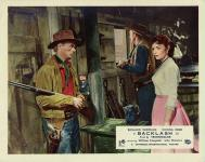 Western Movies - Coup de fouet en retour (Backlash) 1955 - Documents et Affiches