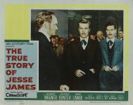 Western Movies - Le Brigand Bien-aimé / Le Brigand Bien aimé (The True Story of Jesse James) 1956 - Documents et Affiches