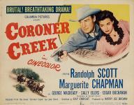 Western Movies - Ton heure a sonné (Coroner Creek) 1948 - Documents et Affiches
