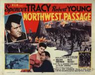 Western Movies - Le Grand Passage (Northwest Passage) 1940 - Documents et Affiches