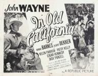 Western Movies - Sacramento (In Old California) 1942 - Documents et Affiches