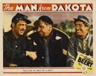 Western Movies - L'Homme de Dakota (The Man from Dakota) 1940 - Documents et Affiches
