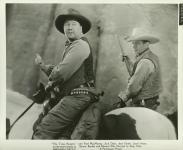 Western Movies - La Légion des damnés (The Texas Rangers) 1936 - Documents et Affiches