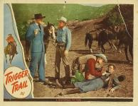Western Movies - Le ranch en flammes (Trigger trail) 1944 - Documents et Affiches