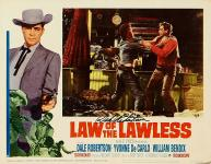 Western Movies - Condamné à être pendu (Law of the lawless / Invitation to a Hanging) 1963 - Documents et Affiches