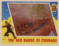 Western Movies - La Charge Victorieuse (The Red Badge of Courage) 1951 - Documents et Affiches