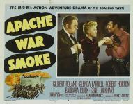 Western Movies - Le Signal de l'attaque (Apache war smoke) 1952 - Documents et Affiches