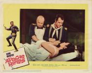 Western Movies - La fureur des Apaches (Apache Rifles) 1964 - Documents et Affiches