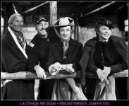 Western Movies - La Charge héroïque (She wore a yellow ribbon) 1948 - Documents et Affiches