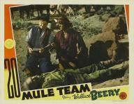 Western Movies - 20 Mule Team 1940 - Documents et Affiches