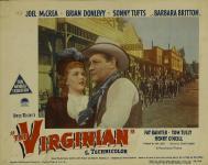 Western Movies - Le Traître du Far West (The Virginian) 1946 - Documents et Affiches