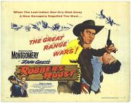 Western Movies - Tex le justicier (Robbers' roost) 1955 - Documents et Affiches