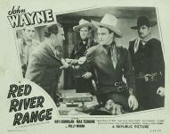 Western Movies - Red River Range 1938 - Documents et Affiches