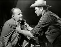 Western Movies - L'or du Hollandais (The Badlanders) 1958 - Documents et Affiches
