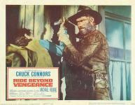 Western Movies - Marqué au fer rouge (Ride beyond vengeance) 1965 - Documents et Affiches