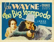 Western Movies - La Grande panique (The Big stampede) 1932 - Documents et Affiches