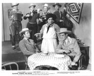 Western Movies - Le Cavalier du Pecos (Blazing Across the Pecos) 1948 - Documents et Affiches