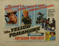 Western Movies - La Hache sanglante (The Yellow tomahawk) 1954 - Documents et Affiches